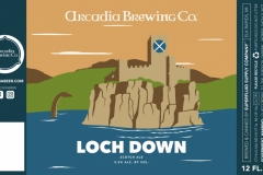 Arcadia Brewing Co - Loch Down