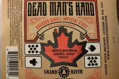 Grand River Brewery - Dead Mans Hand