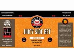Loaded Dice Brewery - Juicy Side Bet