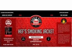 Loaded Dice Brewery - Hef's Smoking Jacket