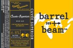 Barrel and Beam - Cuvee Superior