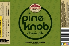 Rochester Mills Beer Co. - Pine Knob Classic Pils