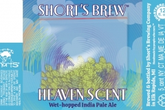 Short's Brew - Heaven Scent