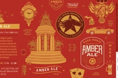 Dark Horse Brewing Company - Belgian Style Amber Ale