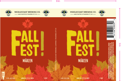 Middlecoast Brewing Company - Fall Fest Marzen