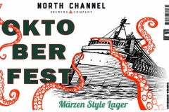 North Channel Brewing Co - Oktoberfest