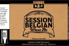Bell's - Session Belgian Wheat Ale