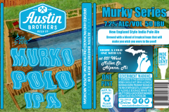 Austin Brothers Beer Co - Murko Polo Ipa