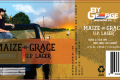 Bygeorge Brewing Co. - Maize N Grace