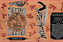 Witch's Hat Brewing Company - Demon Cleaner