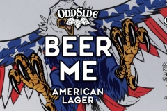 Odd Side Ales - Beer Me