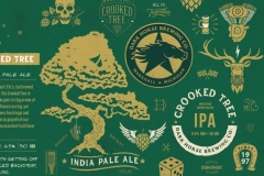 Dark Horse Brewing Company - Crooked Tree India Pale Ale