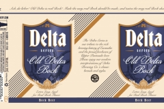 Upper Hand - Delta Series Old Delta Bock