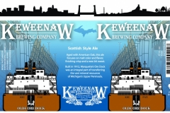 Keweenaw Brewing Company - Olde Ore Dock