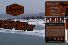 Austin Brothers Beer Co - Rockporter