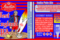 Austin Brothers Beer Co - West England Ipa