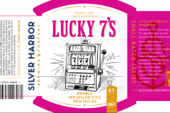 Silver Harbor Brewing Company - Lucky 7's