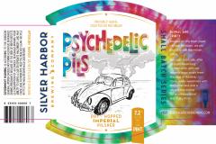 Silver Harbor Brewing Company - Psychedelic Pils