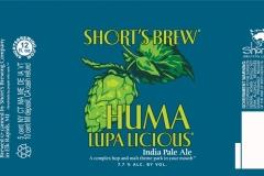 Short's Brew - Huma Lupa Licious