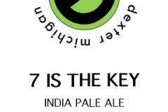 Erratic Ale Co. - 7 Is The Key India Pale Ale