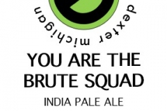 Erratic Ale Co. - You Are The Brute Squad India Pale Ale
