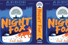 Arbor Brewing Company - Night Fox