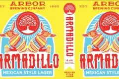 Arbor Brewing Company - Armadillo