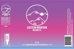 Eastern Mountain Brewing Company - Double New England-Style India Pale Ale