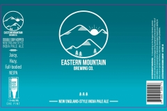 Eastern Mountain Brewing Company - New England-Style India Pale Ale