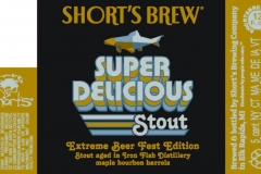 Short's Brew - Super Delicious Stout Extreme Beer Fest Edition
