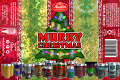 Austin Brothers Beer Co - Murky Christmas