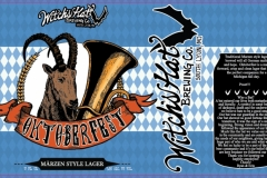 Witch's Hat Brewing Company - Oktoberfest