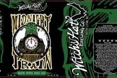 Witch's Hat Brewing Company - Midnight Train