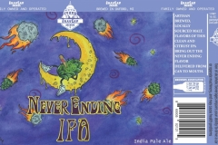 Gravcap Brewing - Never Ending Ipa