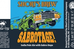 Short's Brew - Sabrotage!