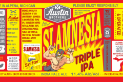 Austin Brothers Beer Co - Slamnesia