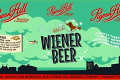 Pigeon Hill Brewing Company - Mikey's Little Wiener Beer