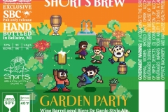Short's Brew - Garden Party