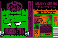 Austin Brothers Beer Co - Murkenstein