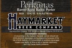 Haymarket Beer Company - Perkunas