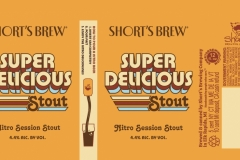 Short's Brew - Super Delicious Stout