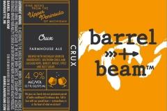 Barrel and Beam - Crux