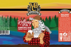 Midland Brewing Company - Rollway Ipa American India Pale Ale
