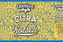 Odd Side Ales - Citra Kolsch