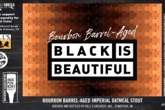 Bell's - Bourbon Barrel-aged Black Is Beautiful