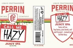 Perrin Brewing Company - Call Me Hazy Juicy Ipa