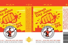Atwater Brewery - Detroit City Juice