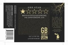 Greenbush Brewing Co. - One Star