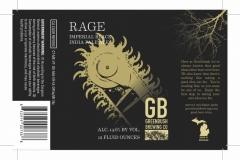 Greenbush Brewing Co. - Rage