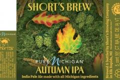 Short's Brew - Pure Michigan Autumn Ipa